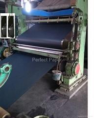 Black paper board/laminated cardboard/paperboard 370g 380g 390g 400g 410g 420g