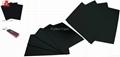 China stiff black paper/board/laminated