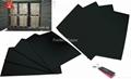 Black paper/touchy black paper/velvet