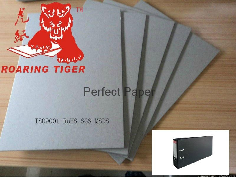 Laminated 3mm book binding board/book cover board/bookbinding board from China  2