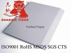 China 400gsm 600gsm 700gsm 800gsm  gray cardboard/grey cardboard/gray paperboard
