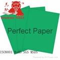 150gsm color paper/300gsm color paper