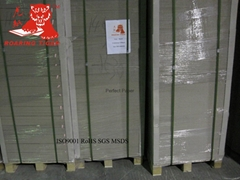 Laminated China 2mm Grey board/2.5mm gray chip board/3mm cardboard/1mm chipboard