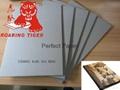 2000gsm grey Bookbinding board/book cover gray board/book binding paper 3