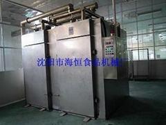煙燻爐1000公斤型