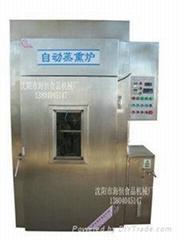 煙燻爐150公斤型