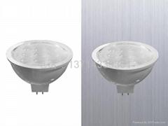 NR16 散热塑料射灯