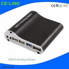 USB3.0 Docking Station