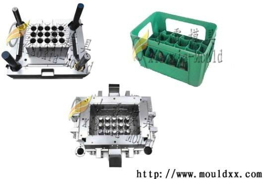 制造塑料周转箱模具 2