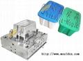 开发塑料周转箱模具 4