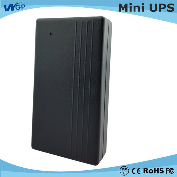 2015~2016 Hotest sales 12V 2A Power Supply mini dc online UPS battery for router 2