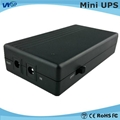 2015~2016 Hotest sales 12V 2A Power Supply mini dc online UPS battery for router 3