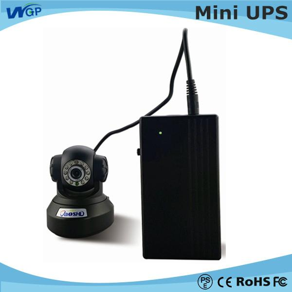 2015~2016 Hotest sales 12V 2A Power Supply mini dc online UPS battery for router 4