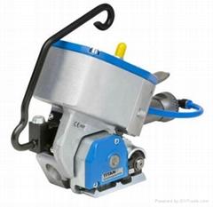 PKD系列气动带扣钢带打包机