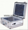 XPPA solar portable power supply system