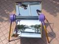 Solar roaster/Solar BBQ