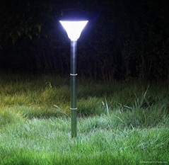 400 Lumens Solar Garden light