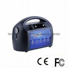 Solar AC Power Pack/Emergency Power Pack/Car Jump Starter