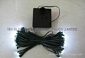 solar  LED fairy string lights 100LED