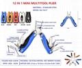 multitool plier/multifunction plier