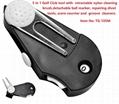 multifunction Golf tool ball marker,