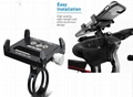 bicycle/bike/motocycle aluminium phone