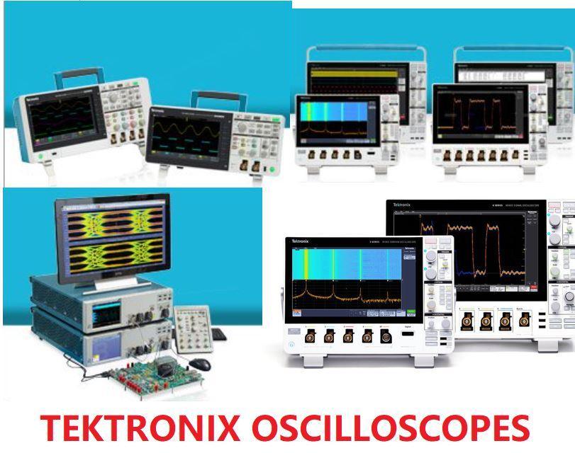 Tektronix Oscilloscopes