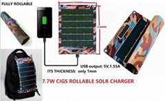 Rollable Solar Charger for mobile phons,power banks (Hot Product - 2*)