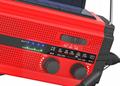 Solar dynamo radio/hand crank radio/emergency radio/FM AM Radio/FM AM