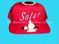 Solar cooling cap 5