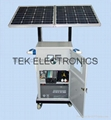 solar power supply system