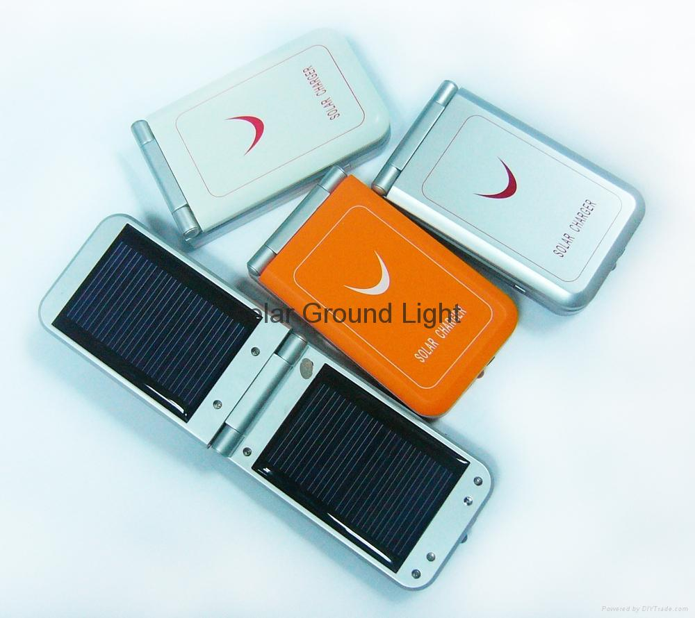 Solar Mobile phone Charger 1