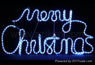 LED twinkle light