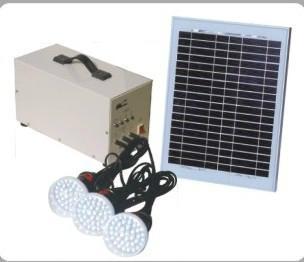 太阳能微型发电系统 1