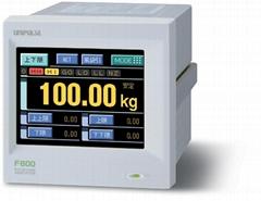 尤尼帕斯F600觸摸屏稱重顯示器