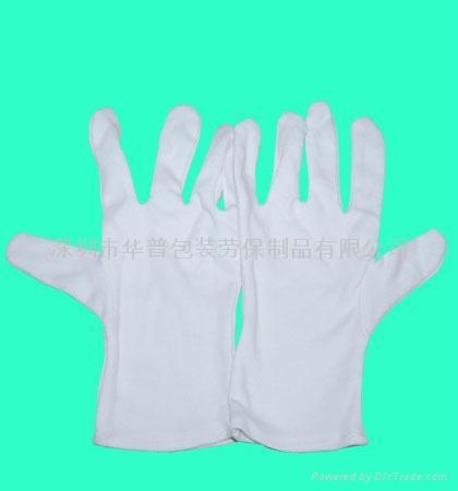Manufacturer of cotton gloves,   Shenzhen cotton gloves   cotton gloves 1