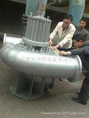 菱电牌水轮机冷却塔
