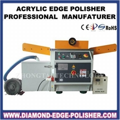 Polycarbonate Edge Polisher