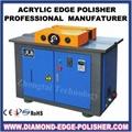 Plastic Polishing machine