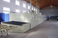 平板玻璃自動蒙砂設備