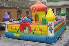 充氣城堡大型玩具