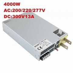 4000W300V 13.3A 開關電源DC300V13.3A 恆壓恆流 0-300V可調電源