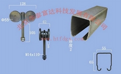 工业移门吊轮吊轨450B型