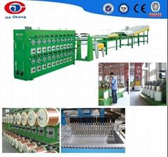 copper wire annealing machine