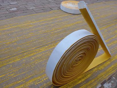 Airslide Hose for Cement Tanker/pneumatic conveyor belt 3