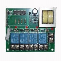 220V四路控制器