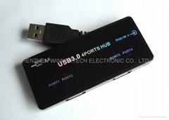 MINI USB3.0 4PORTS HUB