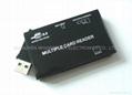 USB3.0 3SLOTS CF/SD/Micro-SD reader