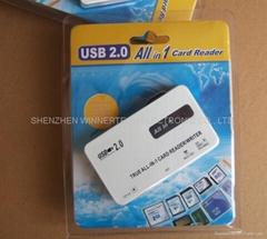 MULTI-4Slots card reader