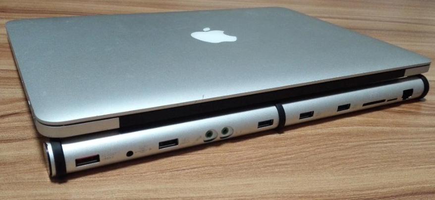 新款3.0 type C 集线器,支持读卡驱动和音视频接口,BC1.2 高速 5